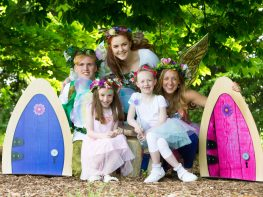 The Irish Fairy Door Company are once again teaming up with Bord na Móna for one of the biggest events of the summer in Lough Boora Discovery Park