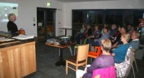 Lough Boora Discovery Park's Visitor Centre hosted a Landscape Photography Talk by Veronica Nicholson as part of Culture Night on Friday 19 September 2014.