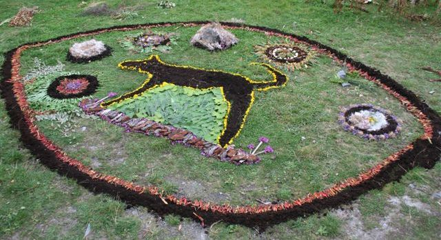 Sculpture Park tribute for artist Jean Conroy