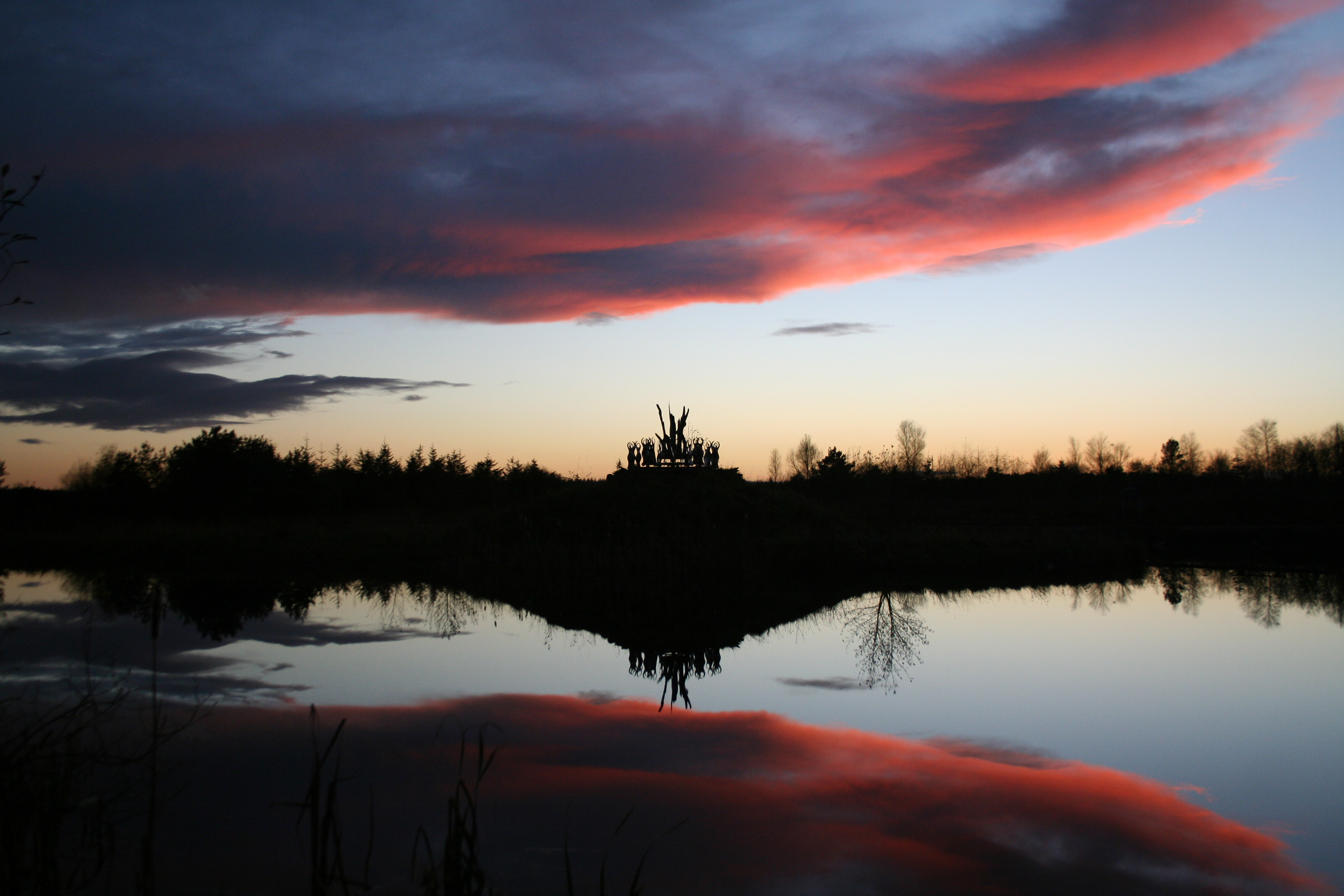 Lough Boora Listed in Europe's Top Ten Sculpture Parks