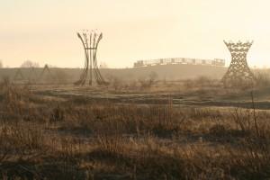 Sculptures-mist